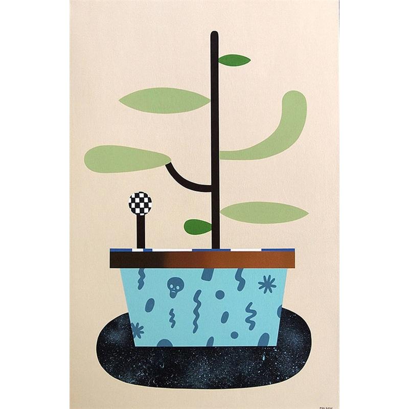 Simplexity Plant #5 (Beige)