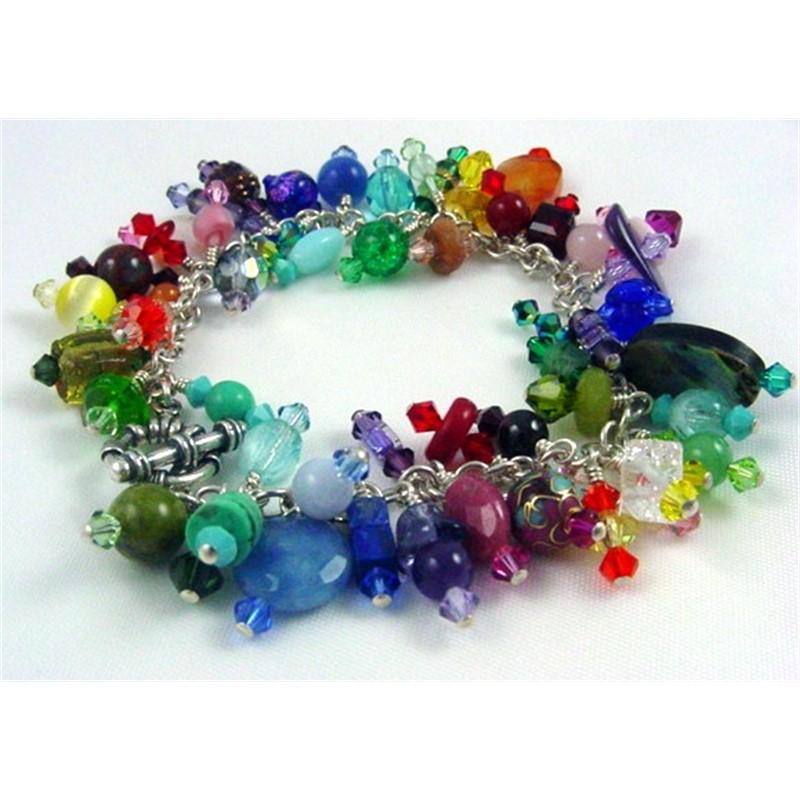 Crazy Bracelet by Shoshannah Weinisch