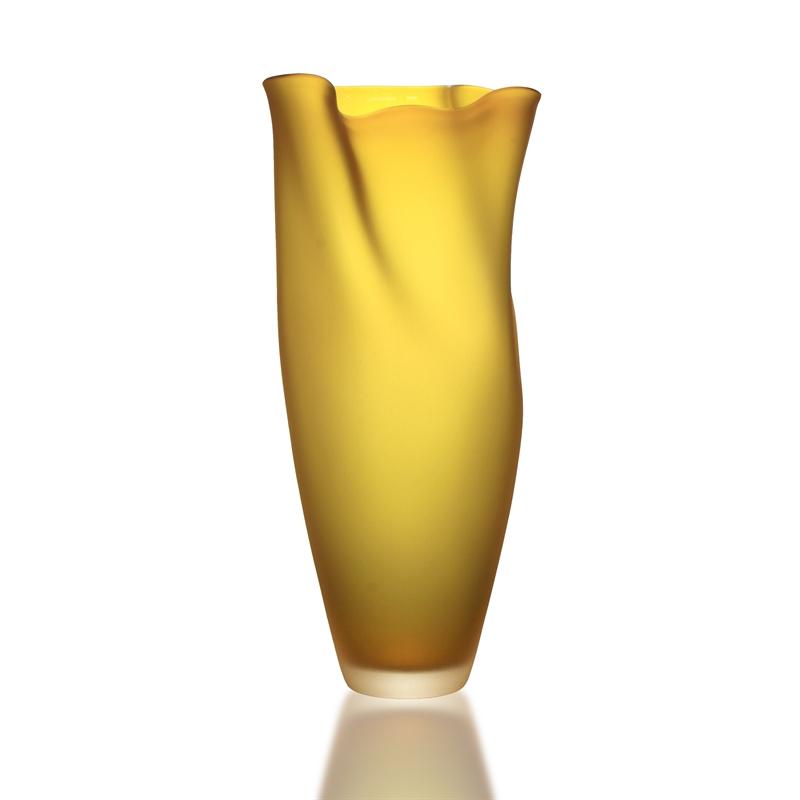 Gold Topaz Ovelle