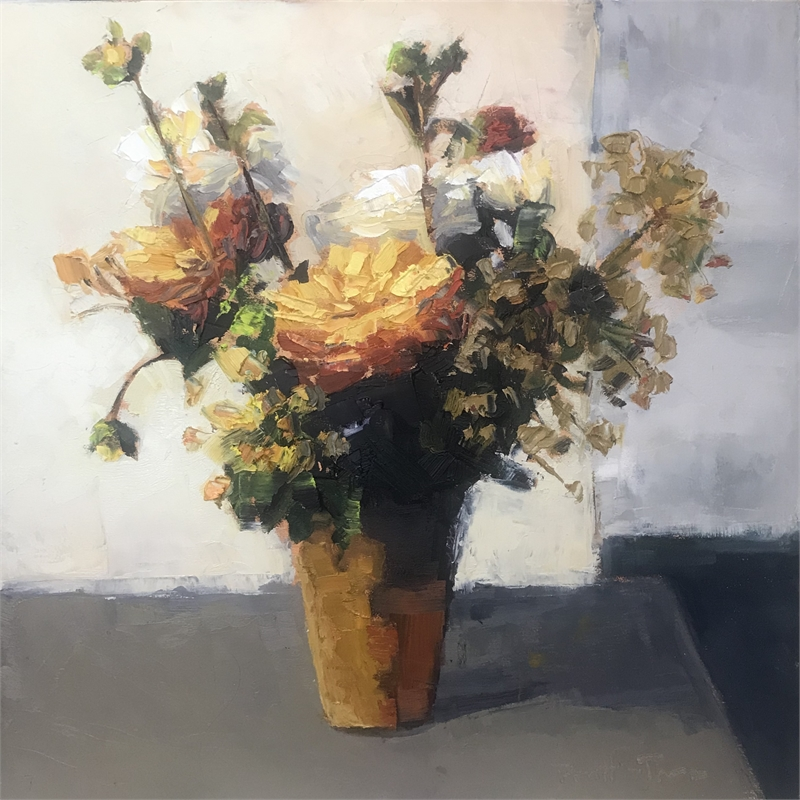 Dahlias and Dill, 2019