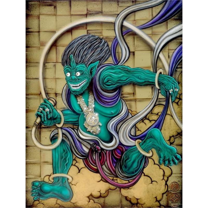 Follow the Leader II (Rakim as Fuijin)