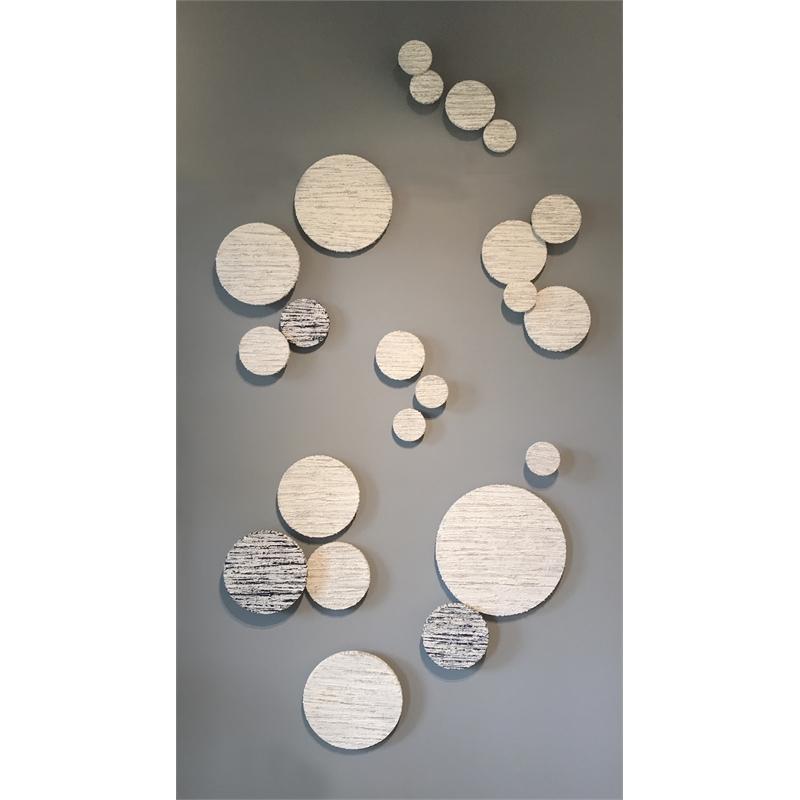 Bubbles (22 Pieces) by Ann Griffith