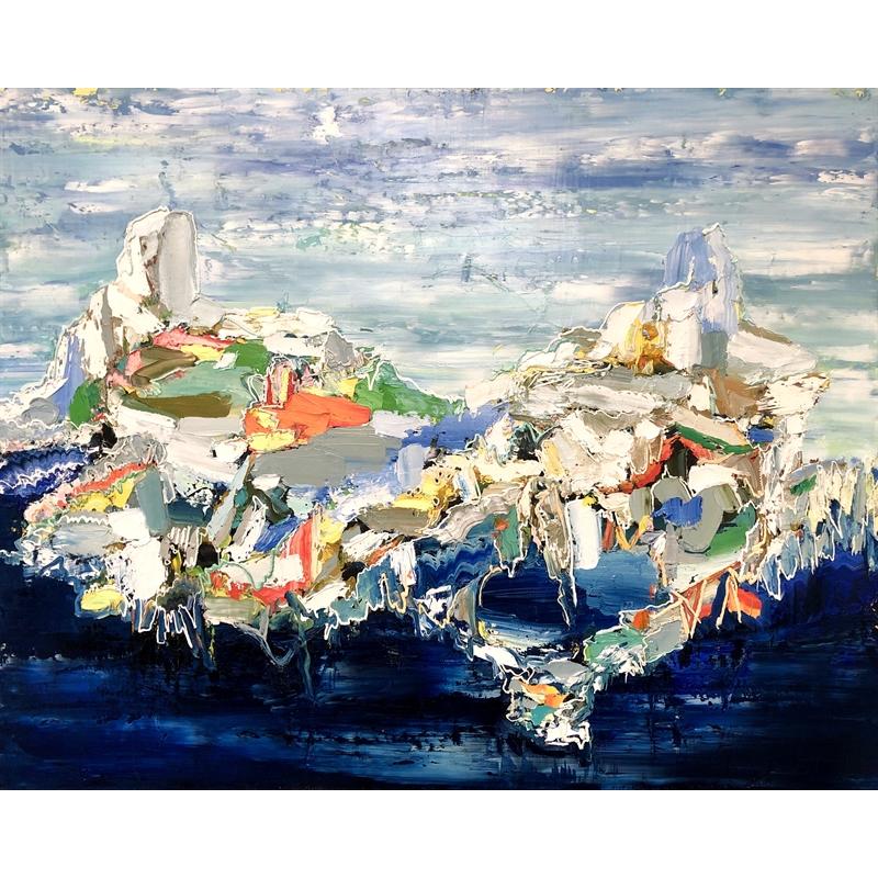 Margin of a Bay by Nicole Katsuras