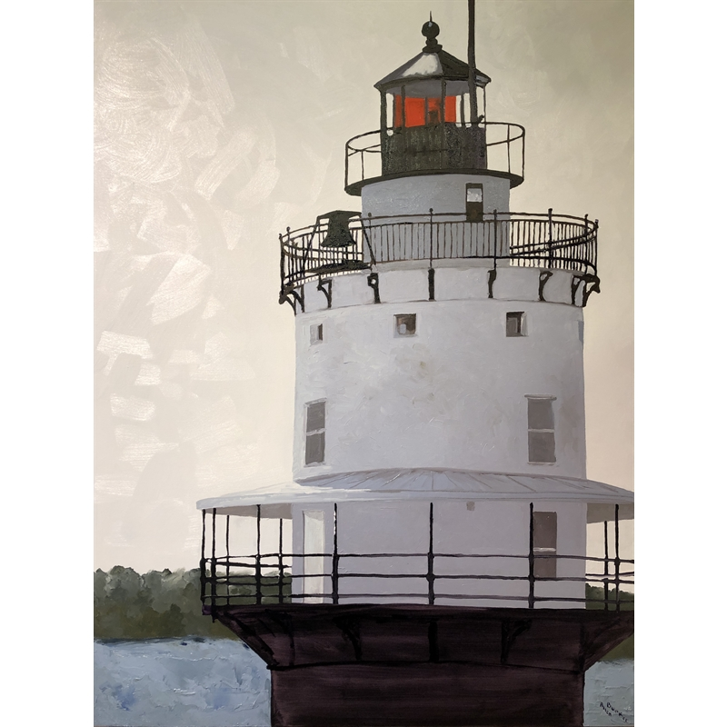 Spring Point Ledge Lighthouse South Portland Maine