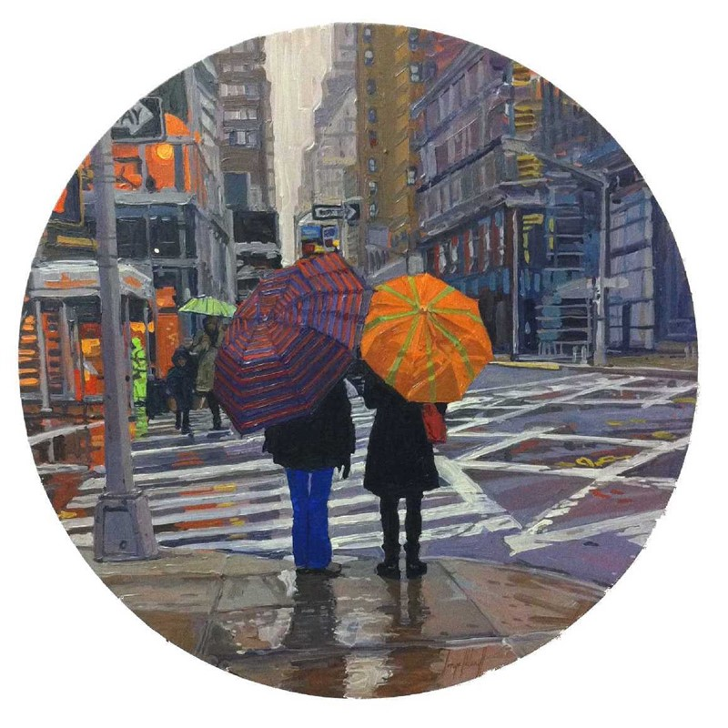 Midtown Rain