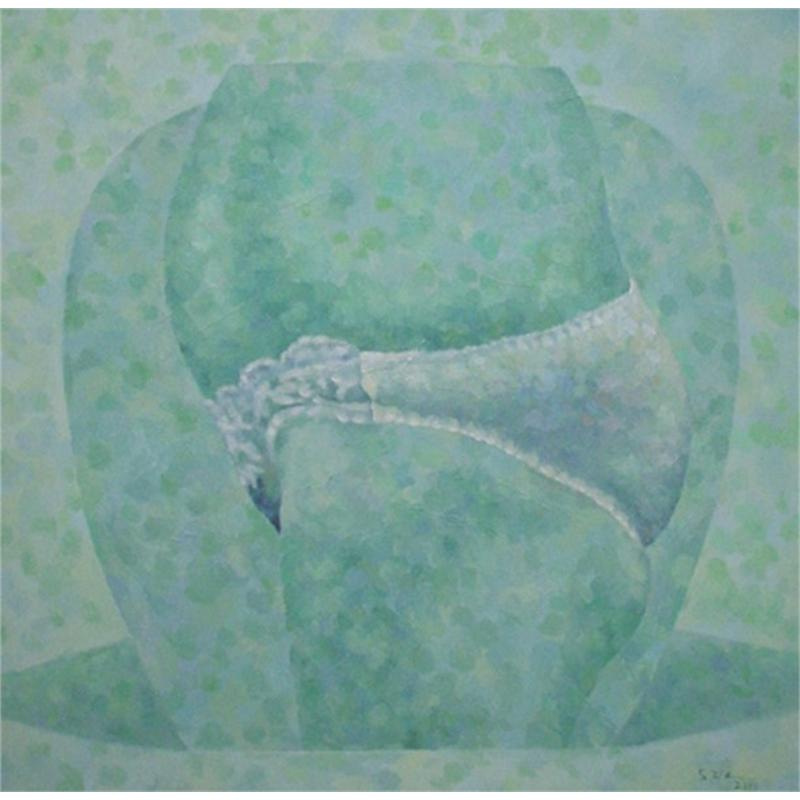 Vase series #3, 2002