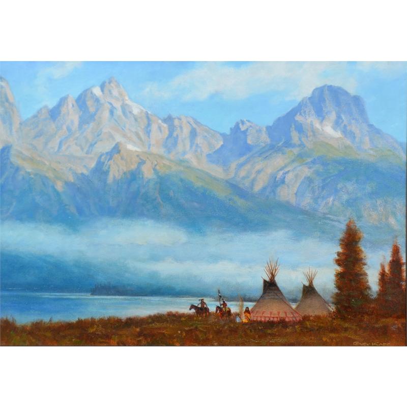 Blackfoot Country