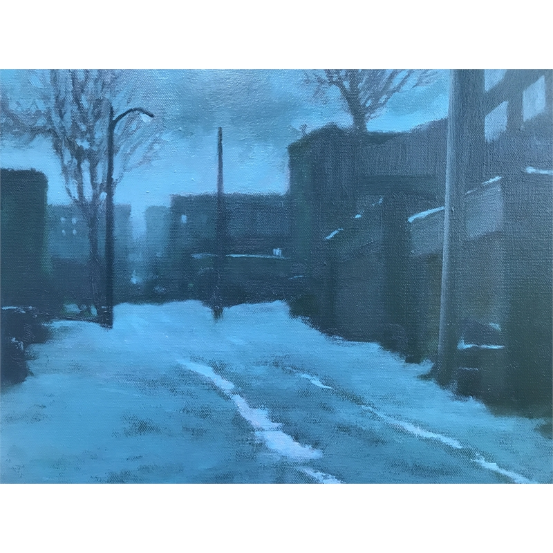 Alley #5 , 2007