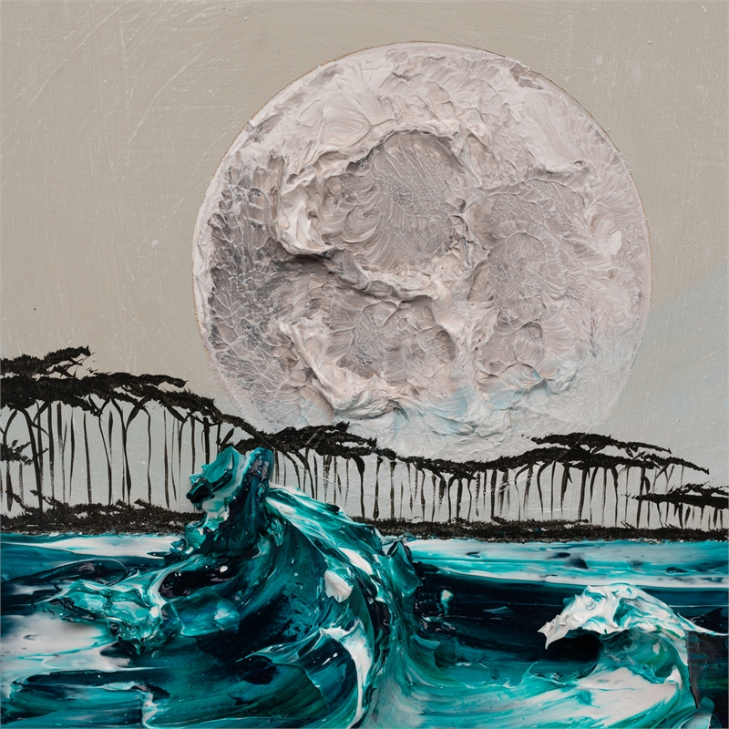 (SOLD) MOONSCAPE MS-12X12-2019-328, 2019