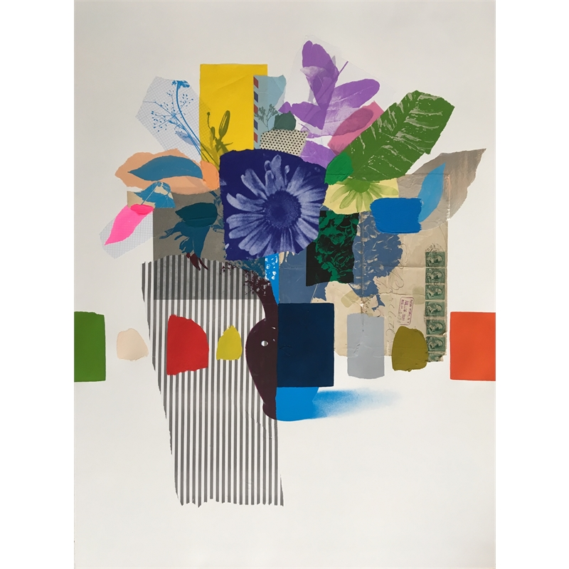 Paper Bouquet (letter from 1889), 2019