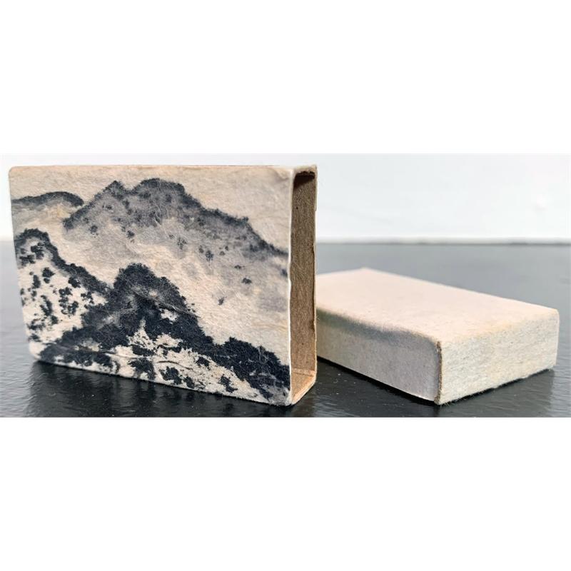 Mountain Visions matchbox 9, 2010