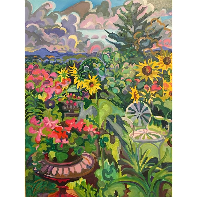 Ma's Splendid Garden