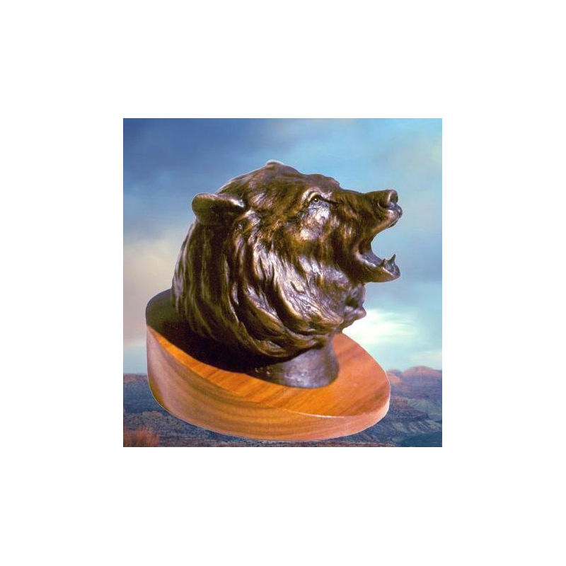 Grizzly Bust