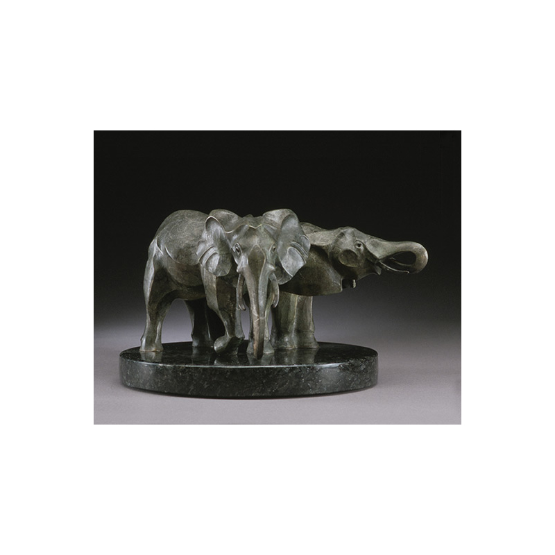 At the Waterhole Maquette (12/24)