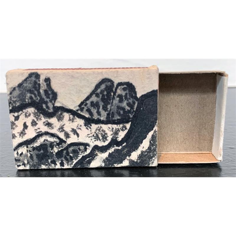 Mountain Visions matchbox 6, 2010