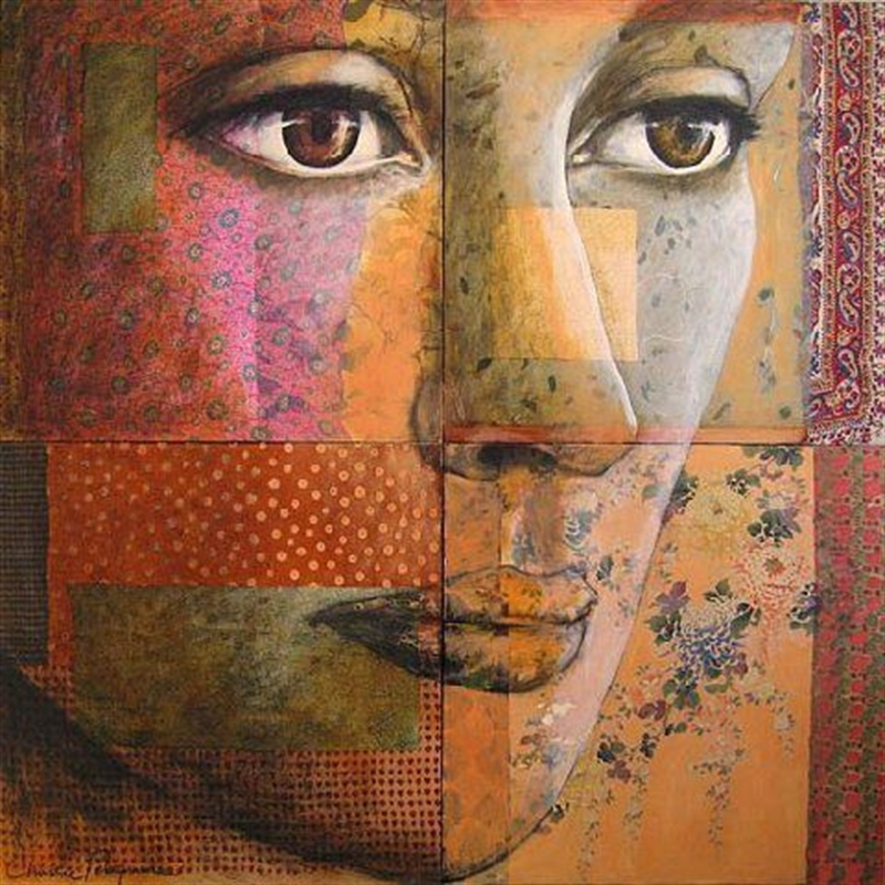 Eyes Full by Christine Peloquin