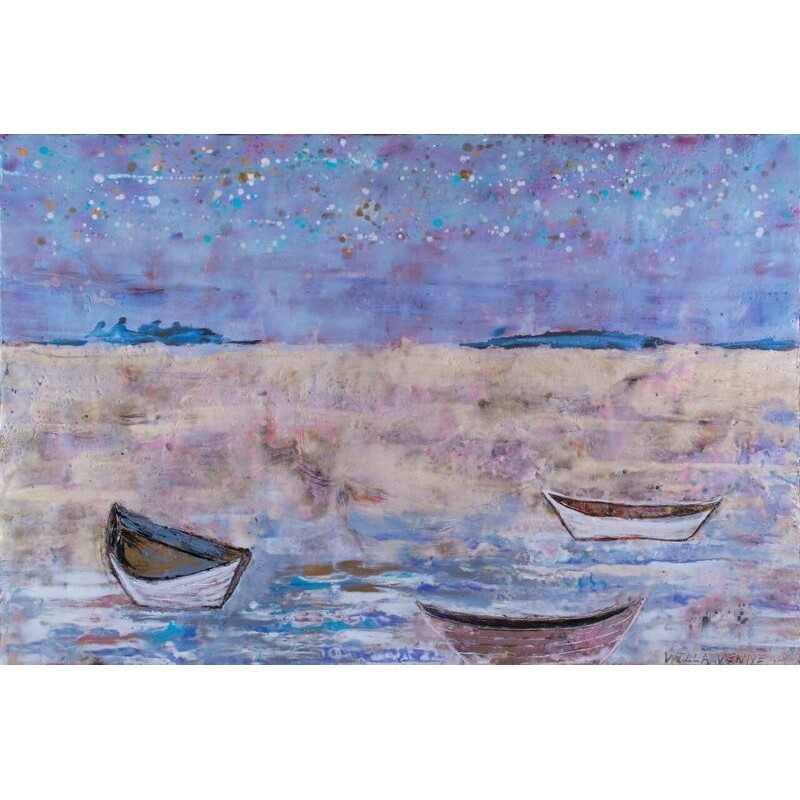 Boat Series: Changing Tide