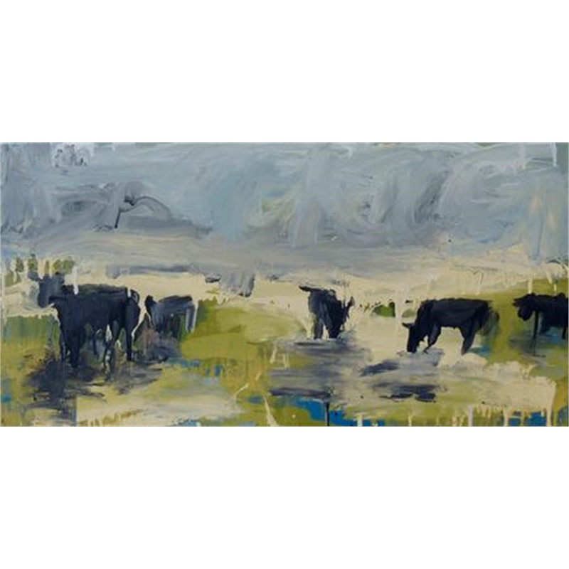 CHORES: Cattle out to Pasture II
