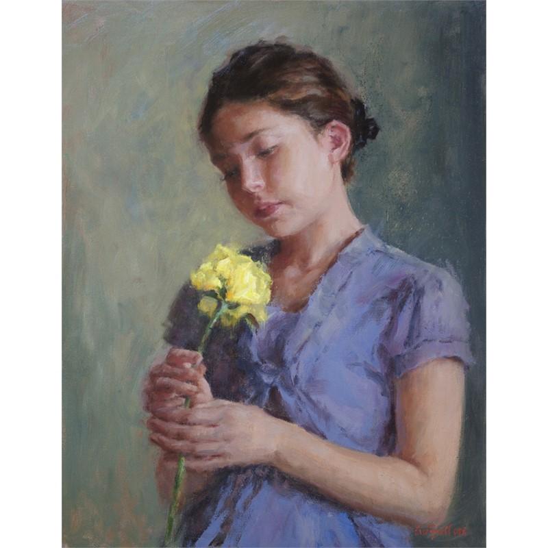 Yellow Rose, 2019