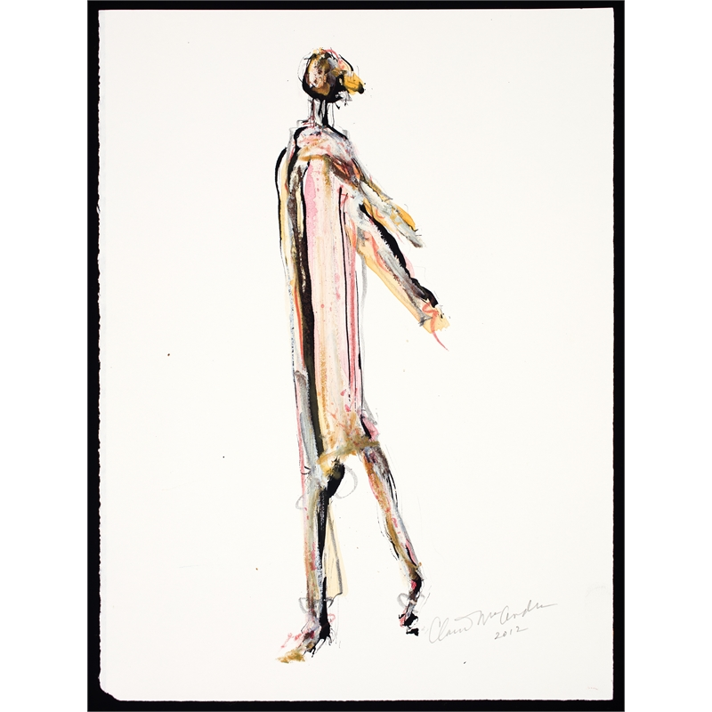 Figure Drawing No. 10, 2012