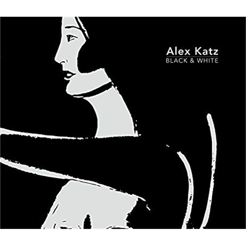 Alex Katz: Black & White, 2016