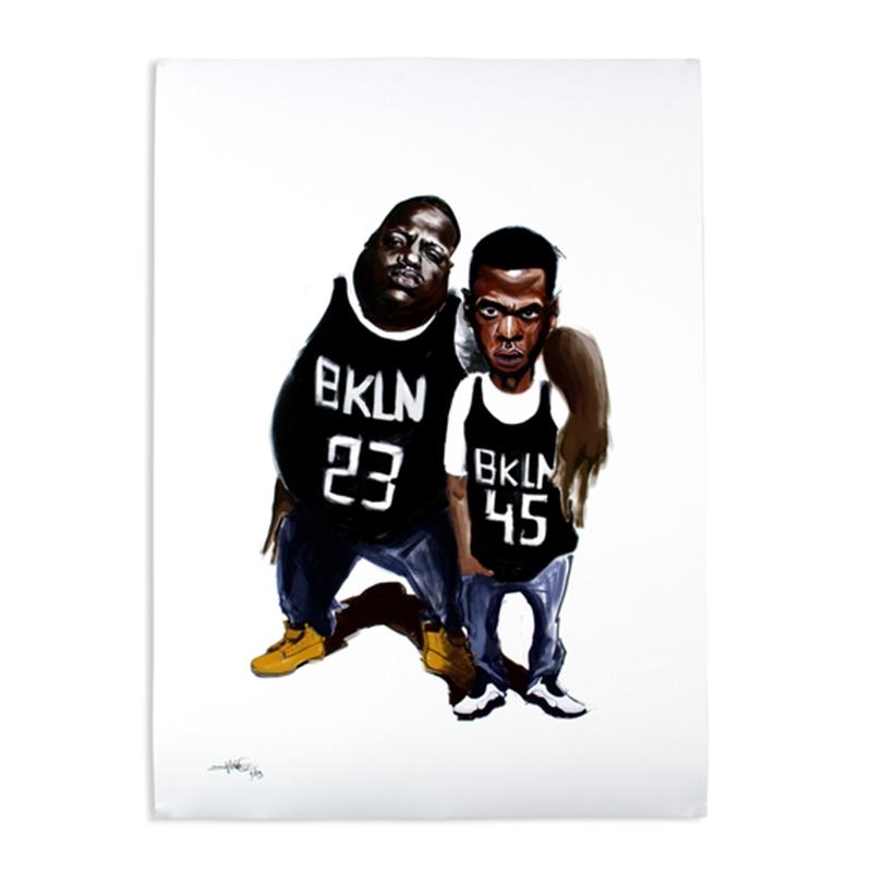 """""""Brooklyn's Finest"""" by Iz Mateo"""