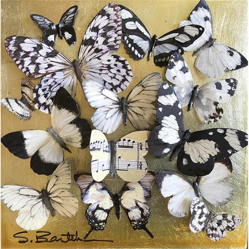 Black & White Butterflies 1