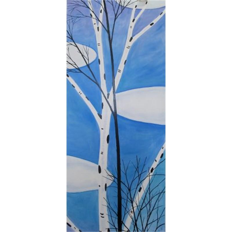 Blue Sky Birch