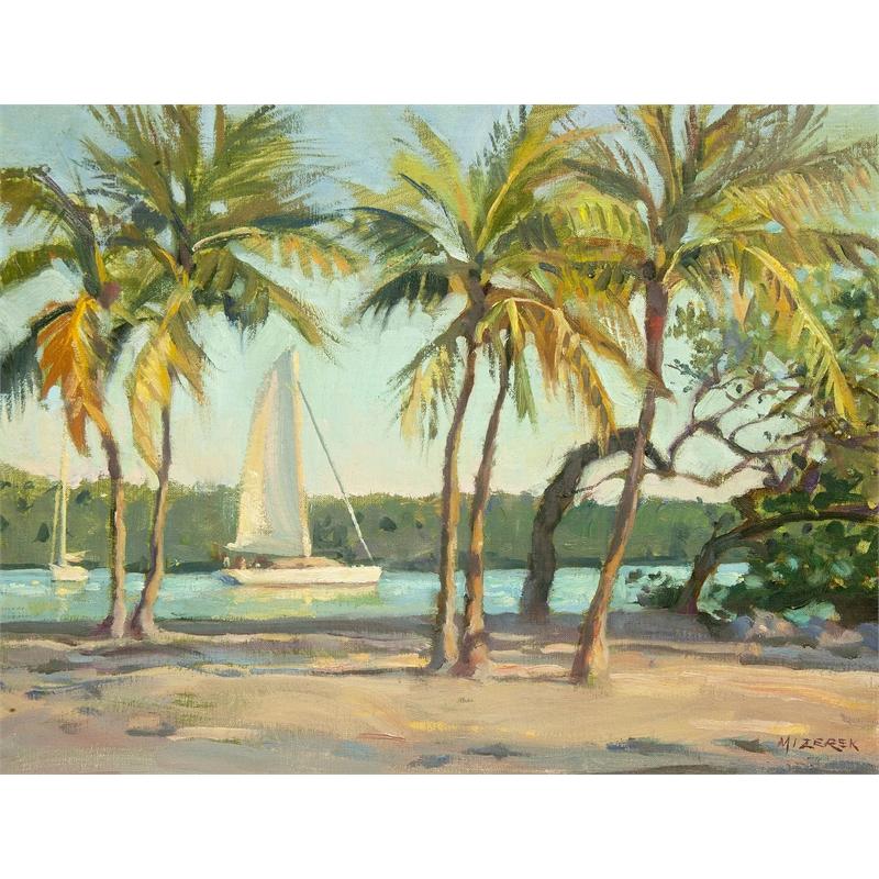 """Key Largo Breeze"", 2019"