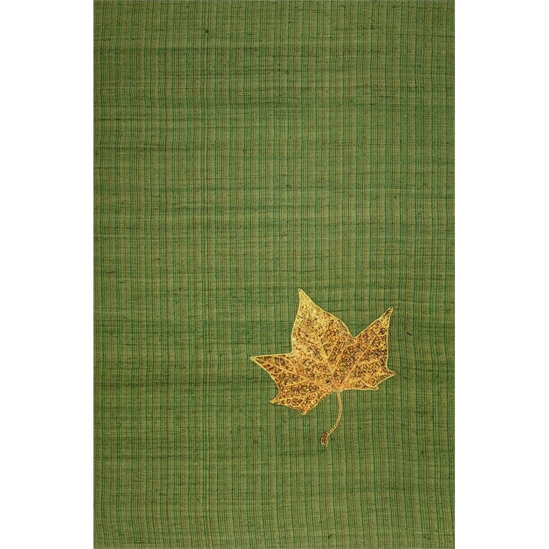 Autumn I: Planetree Leaf