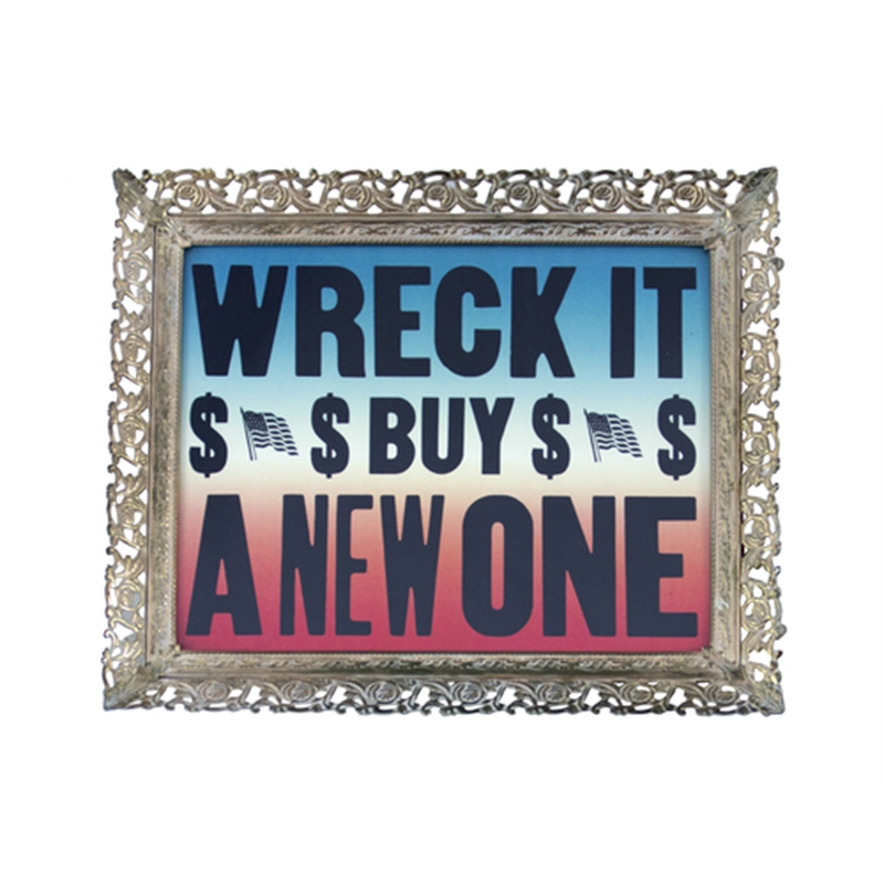 """""""Wreck It Buy A New One"""" by Jesse Hectic"""