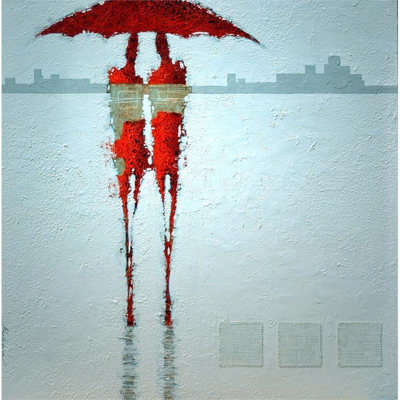 """The Umbrellas of Cherbourg"" Series #23, 2017"