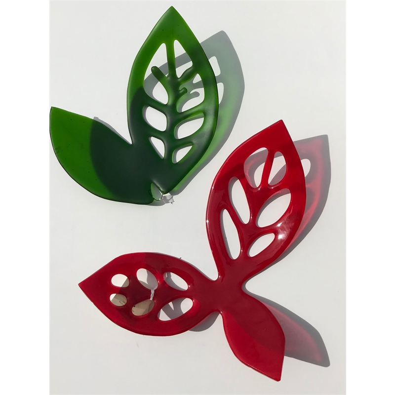 Kiln Formed Glass Sculptures, 2019