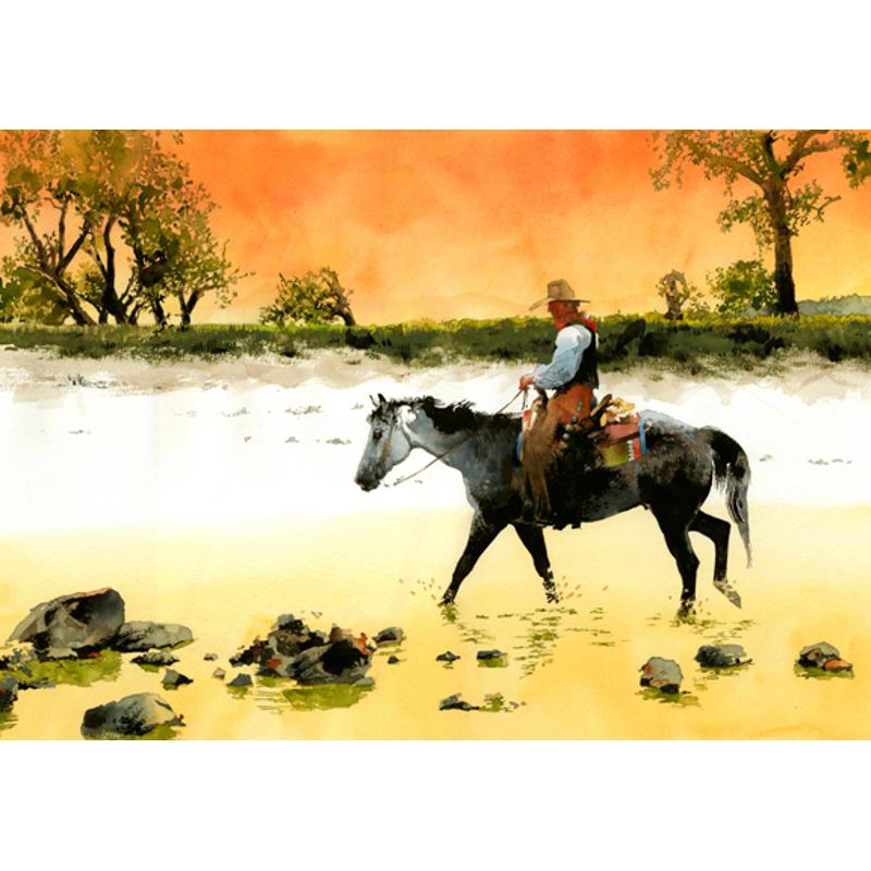 In the Cheyenne