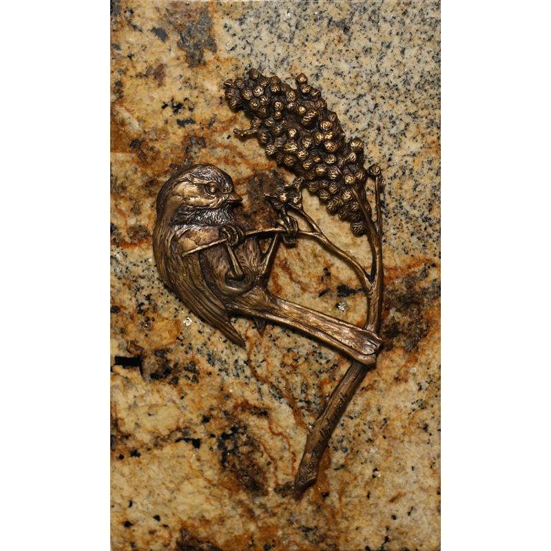 Chickadee 1 Bird On Bottom (5/30)