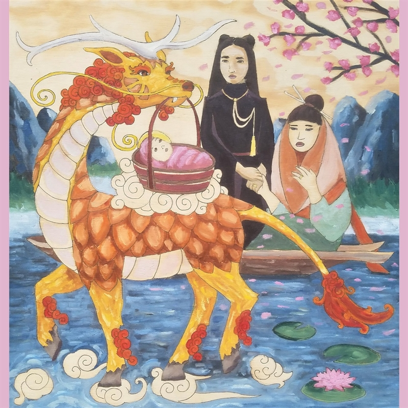 The Qilin's Blessing, 2019