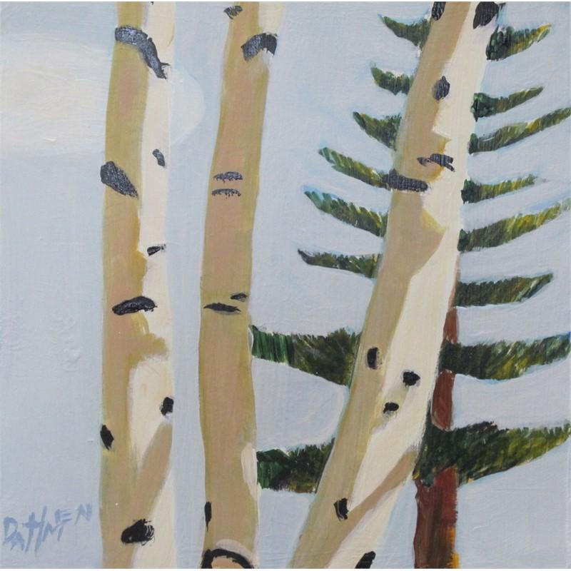 Friendship Birches III