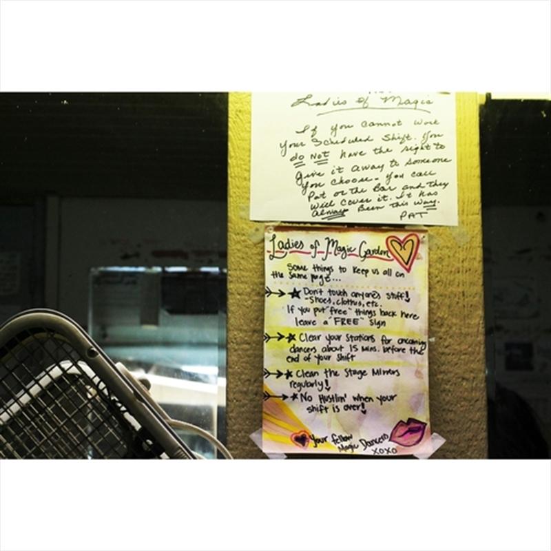 """No Hustlin' After Your Shift"" by Jenny Olsen"