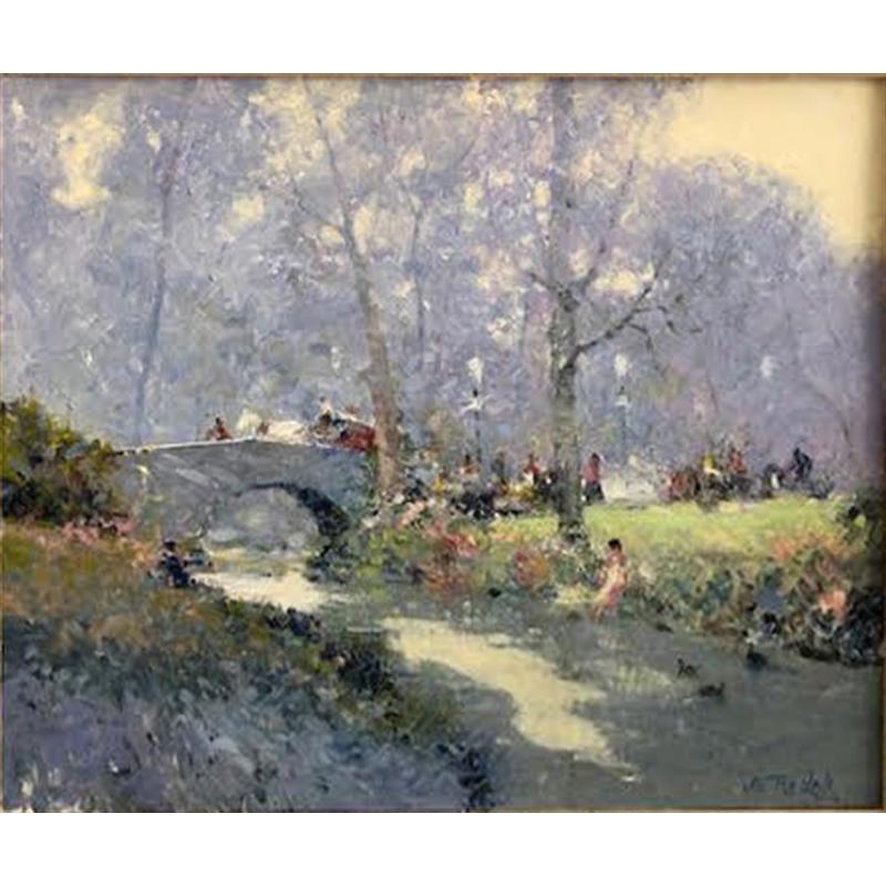 """""""Boston Garden Bridge"""", 2020"""