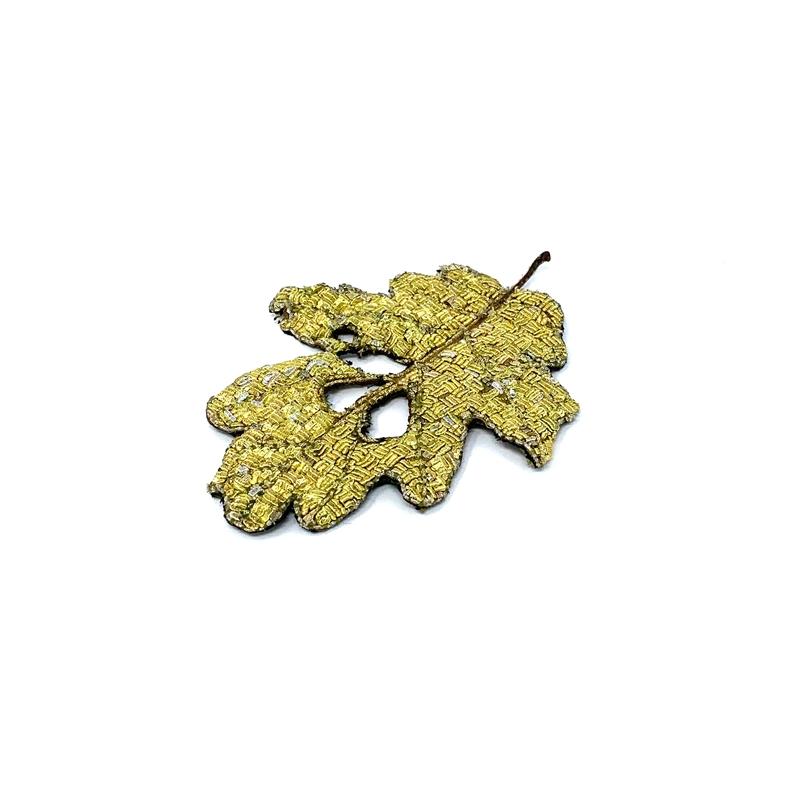 The Impermanence of Life: Oak Leaf I