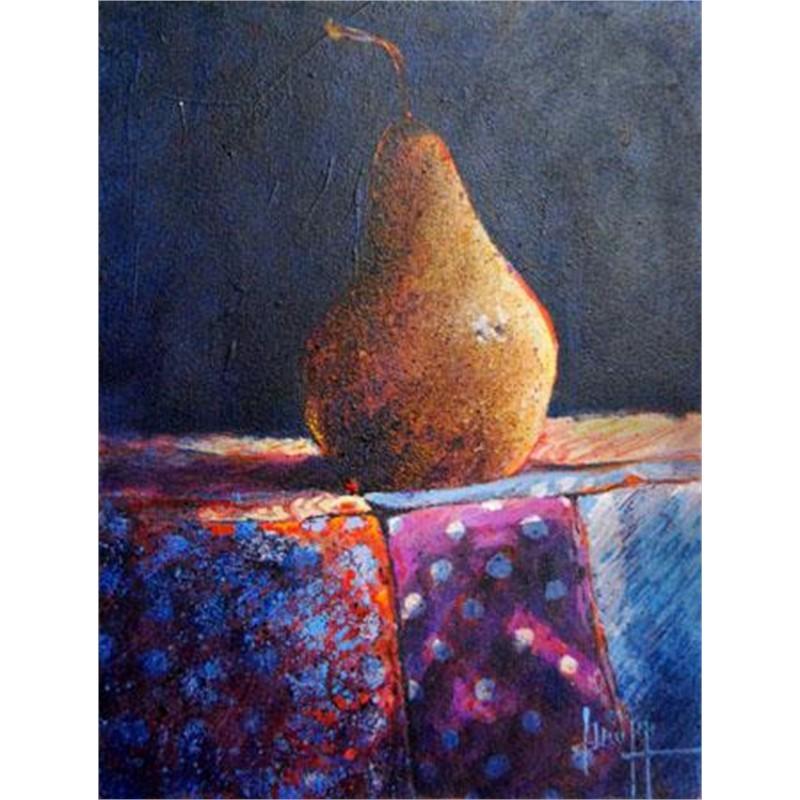 Polka Dot Pear