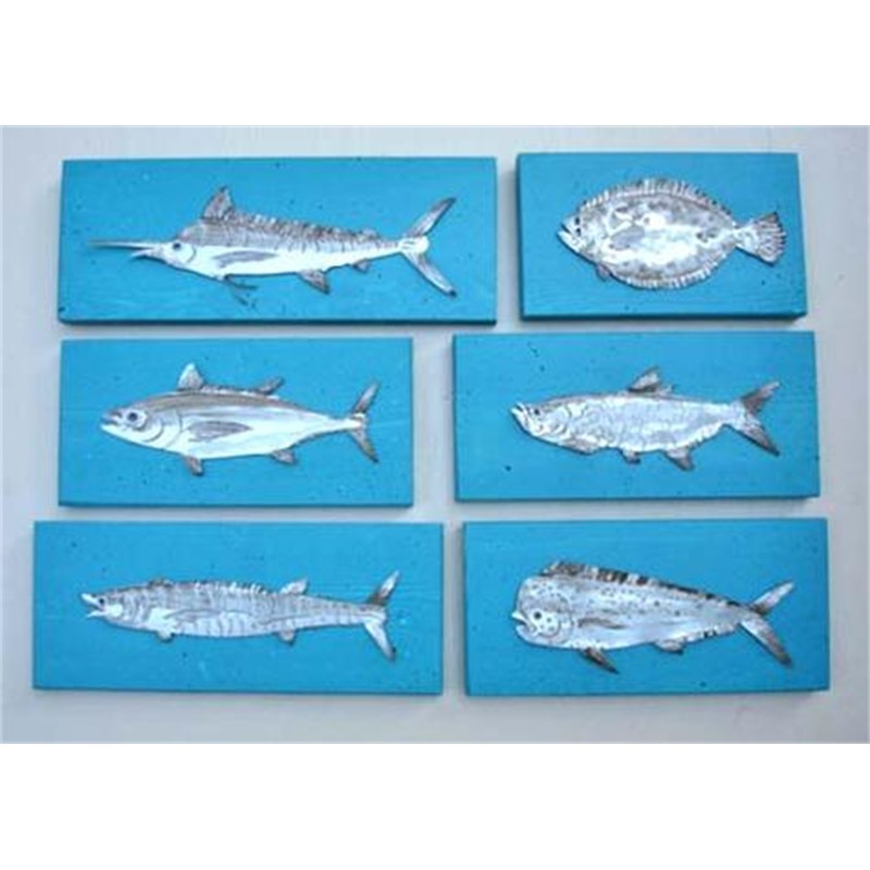 Fish Plaque(s) 2