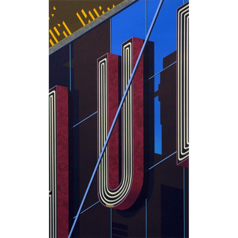 An American Alphabet: U (1/40), 2012