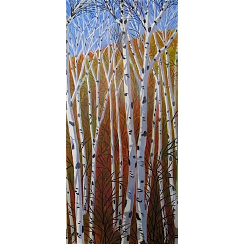 Long Tall Birches