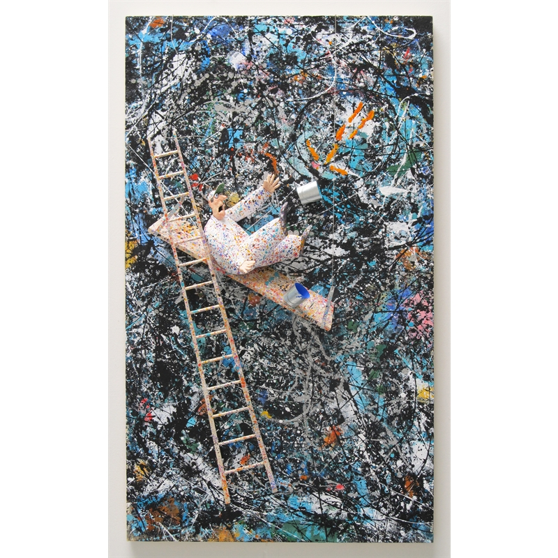 Full Fathom Five (Pollock), 2018