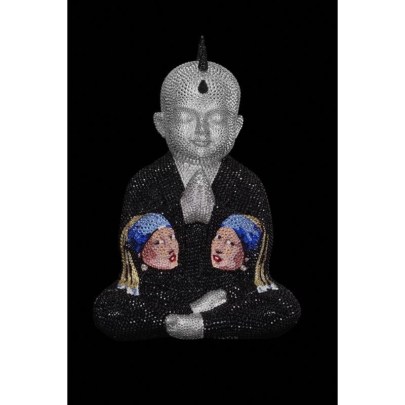 "PUNKBUDDHA Medium ""PRETTY GIRL"" feat. Vermeer, 2020"