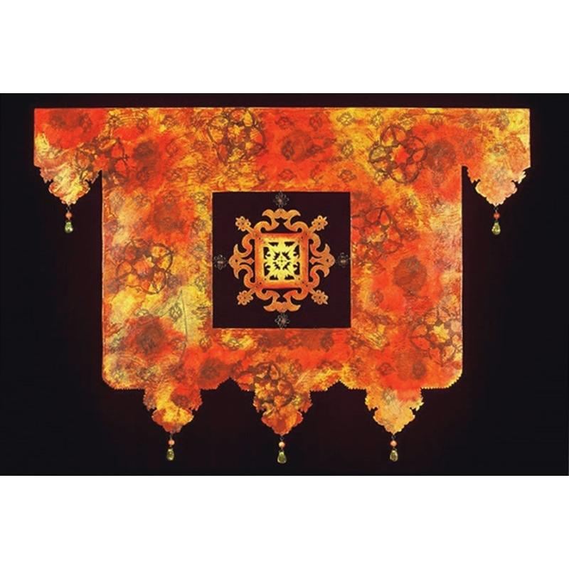 Bodhisattva's Curtain, 2003