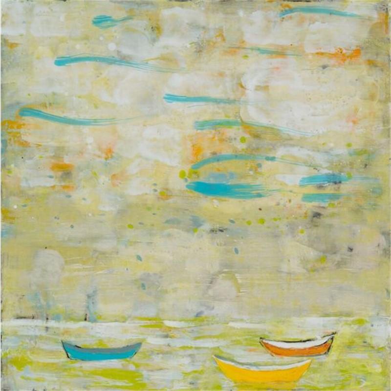 Boat Series:Springtime Dories