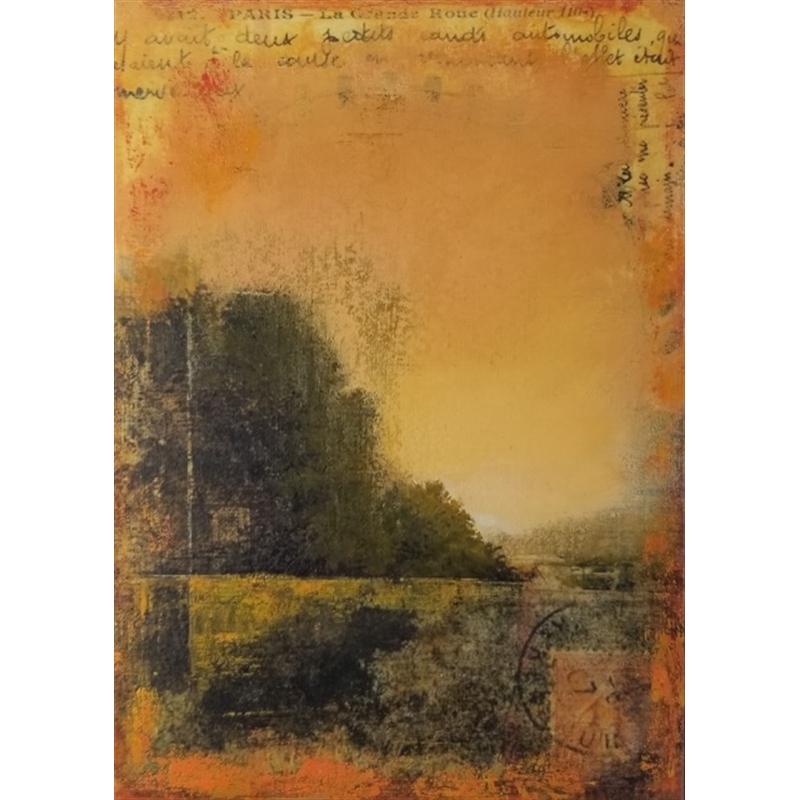 Post Card #8, 2020