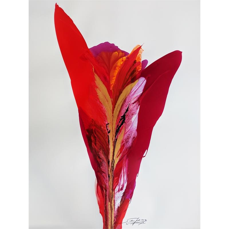 Red Rio De' Colore' #1, 2018